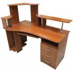 Компьютерный стол СТ-751-L Яблоня