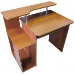 Компьютерный стол СТ-422-R Яблоня
