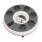 Сетевой фильтр Ippon BD-211W 1.8м