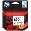 Картридж струйный HP №650 CZ102AE