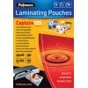 Плёнка для ламинирования  65 х 95,  125 мкм,  Fellowes  FS-53067