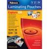 Плёнка для ламинирования  75 х 105,  125 мкм,  Fellowes  FS-53069