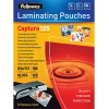 Плёнка для ламинирования  83 х 113,  125 мкм,  Fellowes  FS-53071