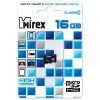 Карта памяти microSDHC 16Гб Mirex 13612-MCROSD16