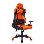 Кресло игровое CH-778N Чёрное/оранжевое