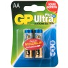 Батарейка GP Ultra Plus Alkaline 15AUP-CR2 LR6 (2 шт.)