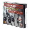 Конструктор металлический для уроков труда №1, 206 элементов,