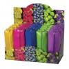 Пенал-косметичка BRAUBERG, под искусственную кожу, ассорти 5 цветов,