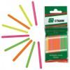 Счетные палочки СТАММ (30 штук) многоцветные, европодвес, СП01