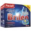 Таблетки для мытья посуды в посудомоечных машинах 28 шт., PACLAN Brileo
