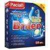 Таблетки для мытья посуды в посудомоечных машинах 25 шт., PACLAN Brileo
