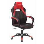 Кресло игровое VIKING-2 AERO Чёрное/красное